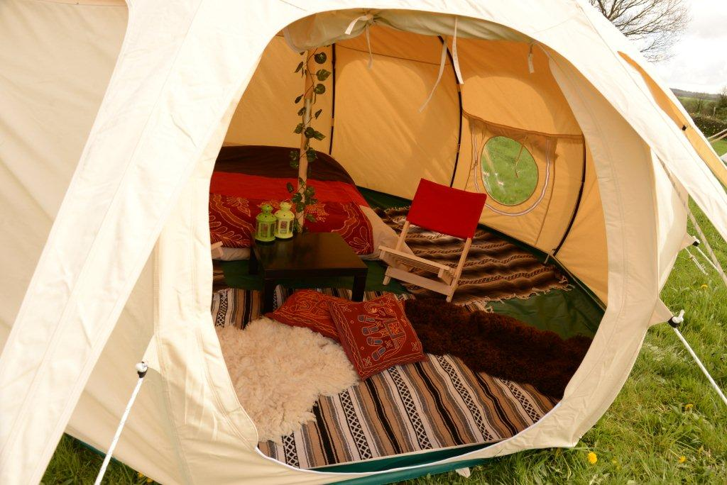 Luxury Lotus Tent £385 & Tipis and Lotus Tents u2013 Shrewsbury Folk Festival