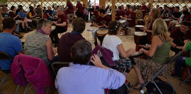 Shrewsbury Folk Festival 29-08-2015