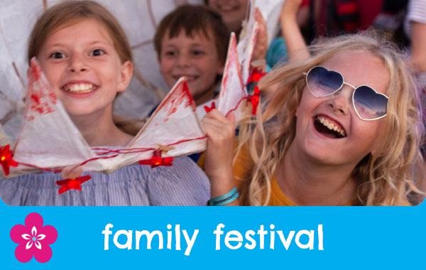 Family Festival Summer Bank Holiday Fun