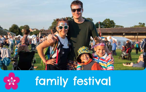 Family fun at our summer festival