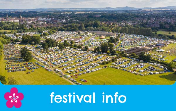 Everything you need to know about Shrewsbury Folk Festival