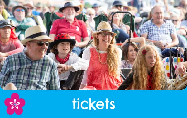 Buy tickets for our Summer Bank Holiday Festival