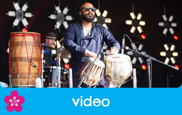 Video highlights of our summer folk festival