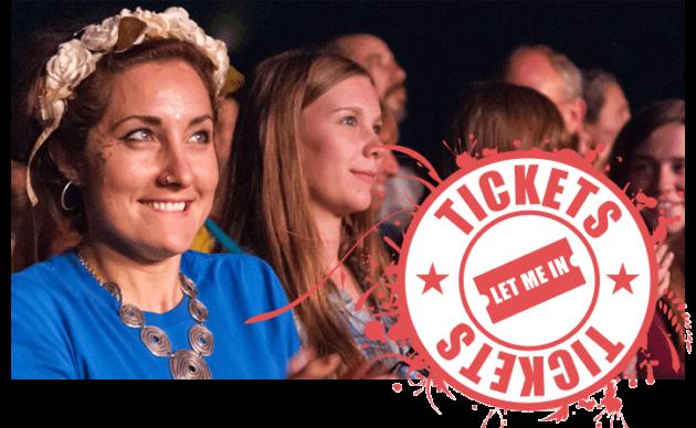Buy tickets for Shrewsbury Folk Festival