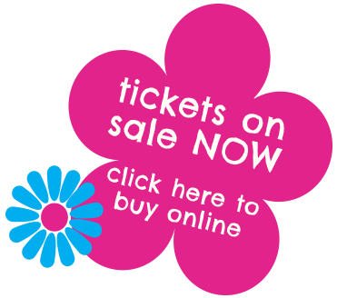 Tickets on sale NOW - click here to buy online
