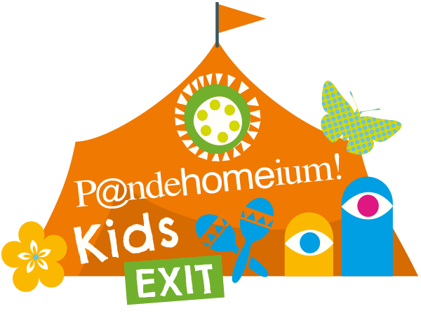 Leave the Pandehomeium tent