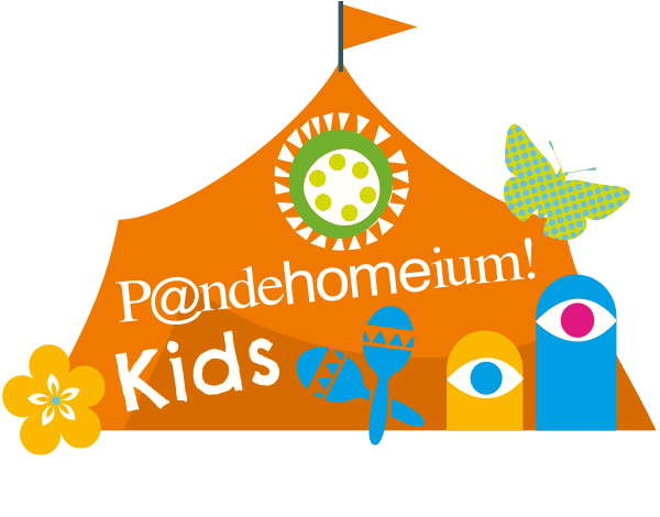 Pandehomeium tent - kids and youth